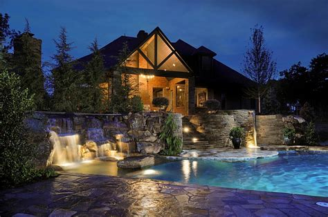 Elaborate Backyard Pools The Poolside Landscape Trends To Shape Your