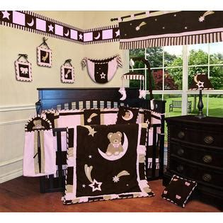 31 best images about pink and brown bedding on pinterest sisi custom baby bedding brown pink bear and moon 13 pcs