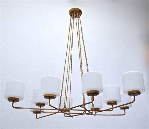 mid century chandelier multi arm italian mid century chandelier at 1stdibs