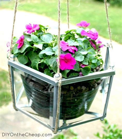 Light Planters by 20 Fabulous Upcycled Planters Erin Spain