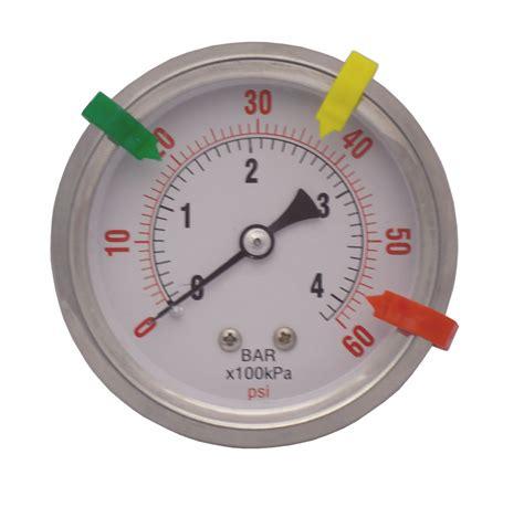 Sepidometer Indikator pg 2rl4 f ozone compatible pressure ozonesolutions