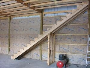 Second Story Deck Plans Pictures pole barn stairs archives hansen buildings