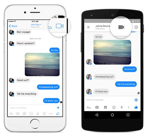 messenger app android messenger app gets another great feature free calling technobezz