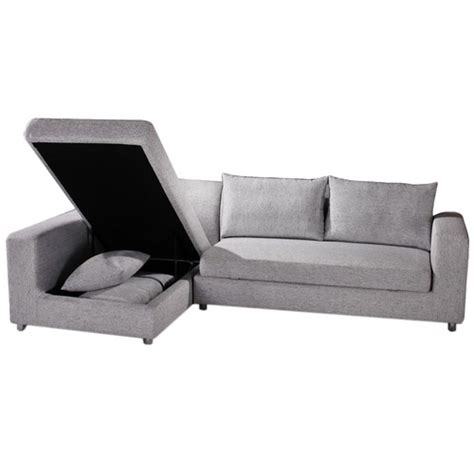 chaise sofa bed australia corner sofa bed with storage chaise temple webster