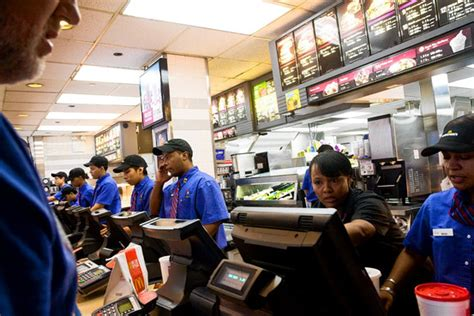 And Janet Plan A Day At Mcdonalds by Mcdonald S Says It May Drop Health Plan Wsj