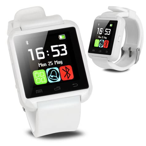 free for android phones samsung u8 bluetooth smart wrist for samsung htc u8 android phone smartphones white