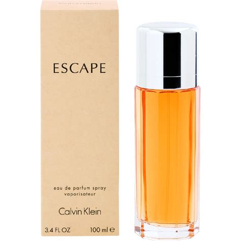 Parfum Cowok Ck Escape 100ml calvin klein escape eau de parfum vapo donna 100 ml