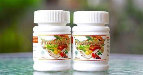 Obat Herbal Frutablend harga frutablen review hwi asli manfaat frutablen