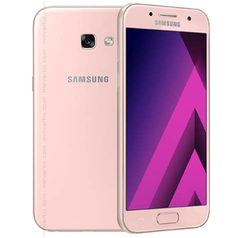 Samsung Galaxy A520 2017 by Samsung Galaxy A5 2017 Pink A520 8806088601946