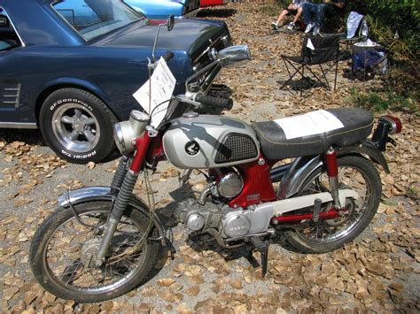 Honda Cl90 by Honda Cl90 The Crittenden Automotive Library