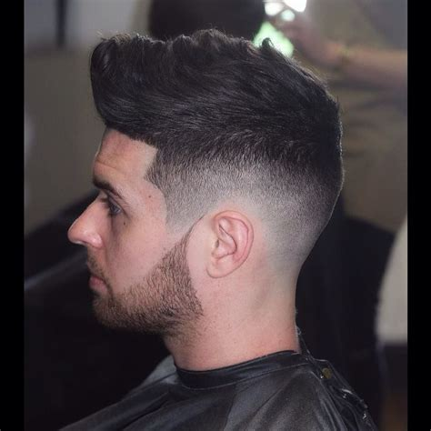 hairtyle faded on the sides mong the 14 best images about men s hair on pinterest