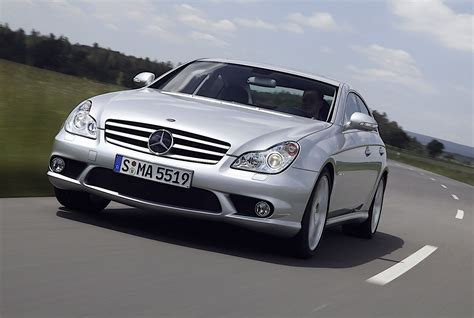 Mercedes Cls55 Amg by Mercedes Cls 55 Amg C219 Specs Photos 2004