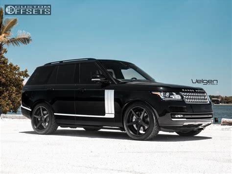 wheels range rover 2016 land rover range rover velgen wheels classic5 stock stock
