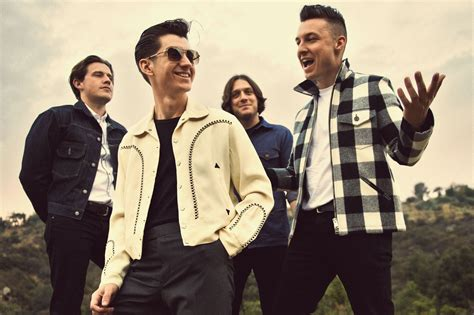 Artic Monkey arctic monkeys performance on letterman rukkus