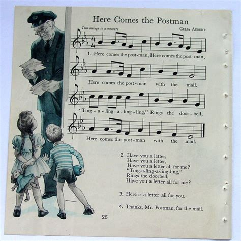 does the mailman come on 93 best images about vintage postman on