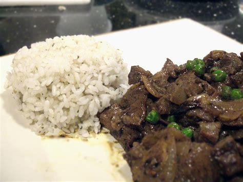 Beef Steak Spicy Rice beef korma style 171 foodmayhem