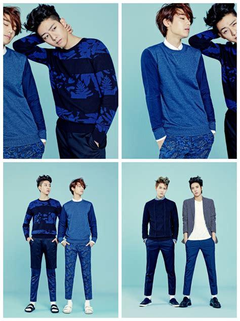 gaya pakaian cowok 2015 kasual elegan begini gaya keren cn blue untuk the class