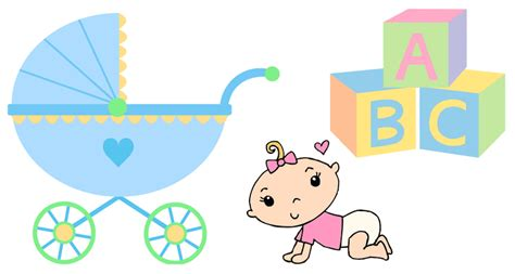 clipart baby free baby shower clip you can right now