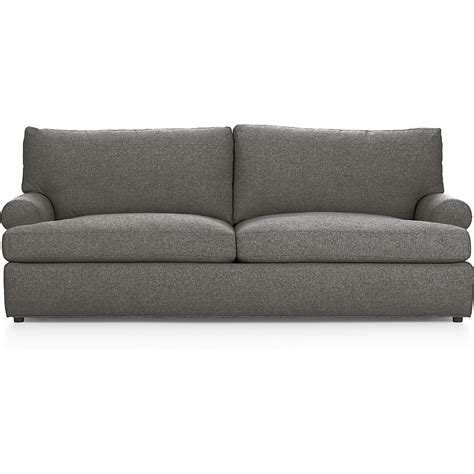 sofas crate and barrel crate and barrel ellyson sofa instasofaus russcarnahan