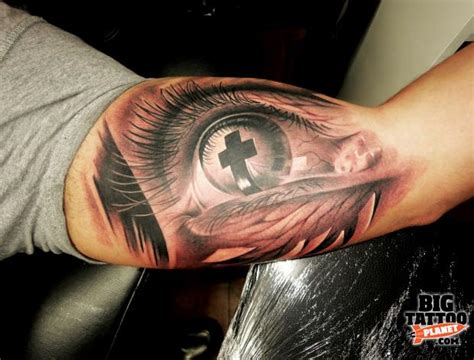 spit first tattoo spit n dan walczak black and grey