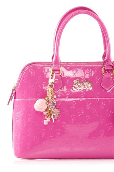Barbies Bag bag bold pink