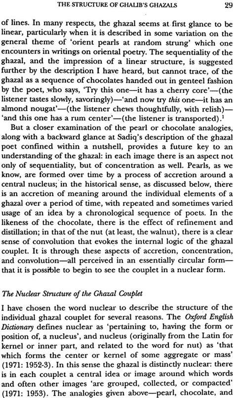 The Noble Science of The Ghazal: The Urdu Poetry of Mirza