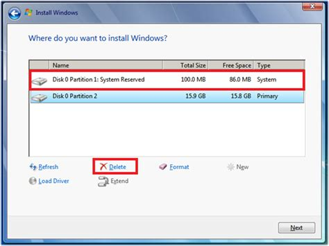 diskpart format exle windows could not format a partition with error 0x80070057