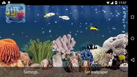 aquarium 3d live wallpaper youtube aquarium 3d live wallpapers youtube