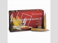 Hornady Superformance, .308 Winchester, GMX, 165 Grain, 20 ... Gmx