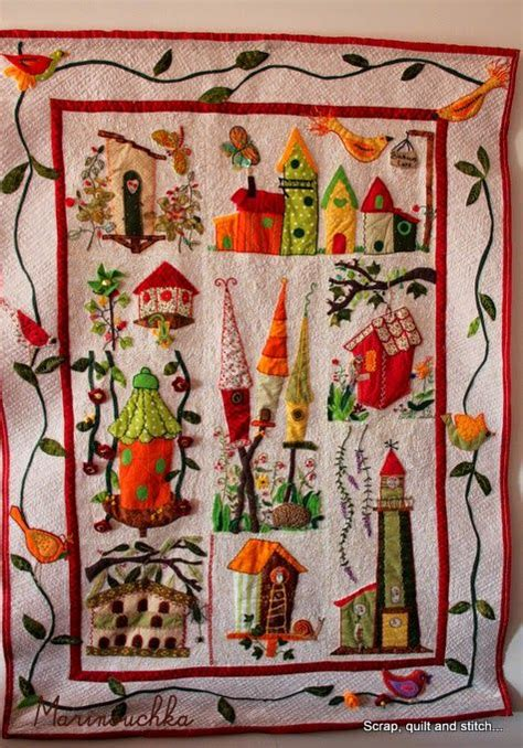 Birdhouse Quilt by 17 Best Images About Birdhouse Quilts And Patterns On