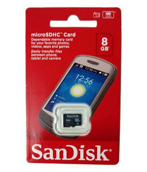 Micro Sd Microsd Memory Card Vivan 8 Gb Class 10 Android Handphone sandisk micro sd card 8 gb with card holder memory card buy sandisk micro sd card 8 gb with