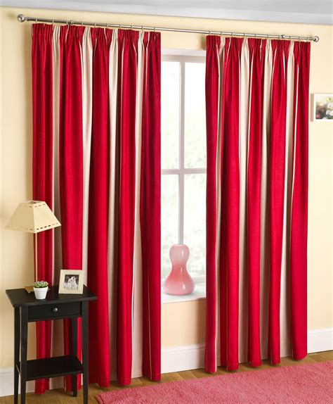 red blackout curtains creative modern red curtain ideas and designs to inspire you