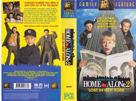 home alone 2 lost in new york jeu nes images vid 233 os