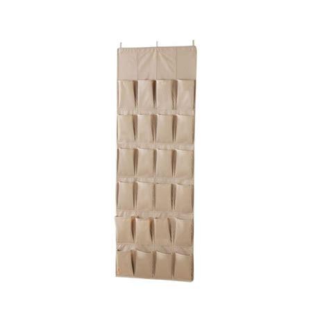 The Door Shoe Rack by Neatfreak 24 Pocket The Door Shoe Rack 05660c010