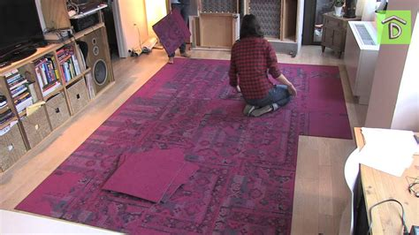 how to make a rug out of carpet carpet tiles