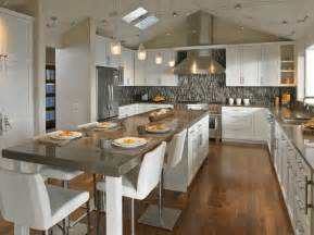 kitchen island length long kitchen island new decorating ideas