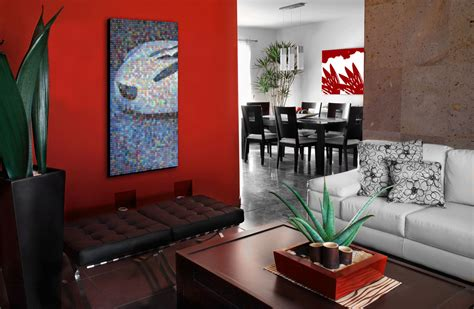 living room wall design ideas 45 home interior design with red decorating inspiration