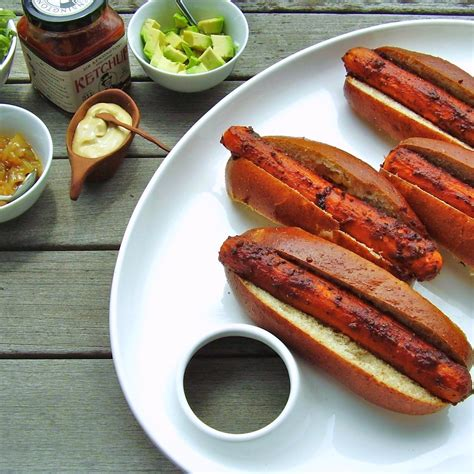 dogs carrots roasted vegan carrot dogs jackie newgent