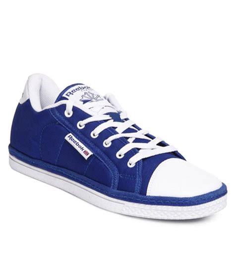reebok blue canvas shoes buy reebok blue canvas shoes