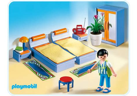 chambre des parents 4284 a playmobil 174