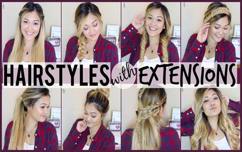 top 5 reasons why wear hair extensions hairstyles using extensions hairstyles by unixcode