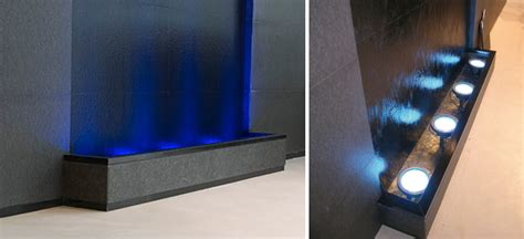 muri d acqua per interni fontane a parete d acqua per interni ed esterni wed sistemi
