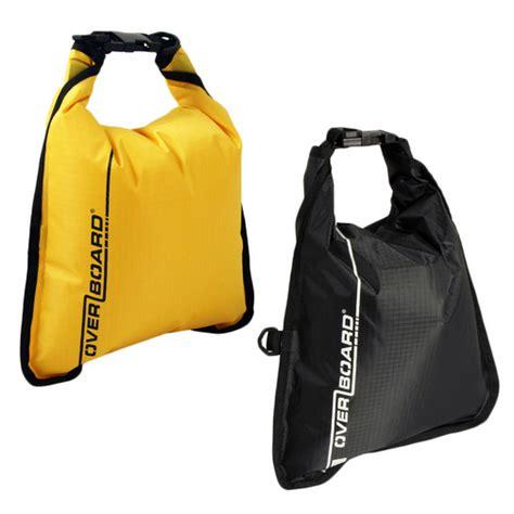 Safebag Waterproof Bag 5 Liter Berkualitas overboard 5l waterproof flat bags marine