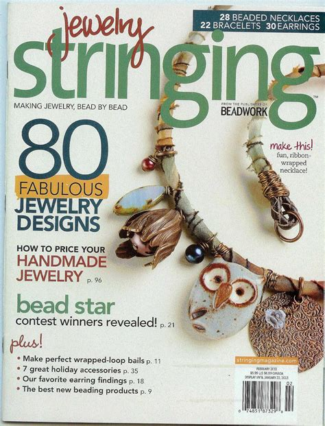 Stringing Magazine Images