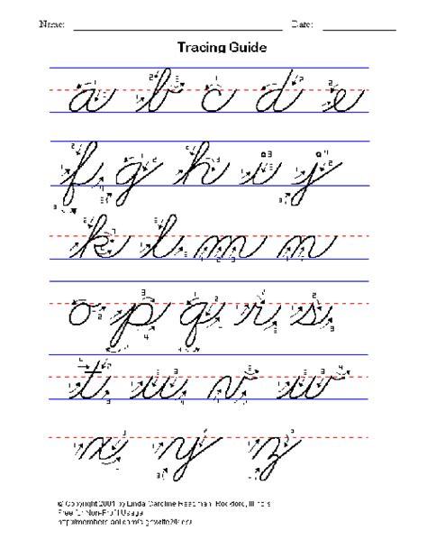 Zinicola Kristin Handwriting Practice