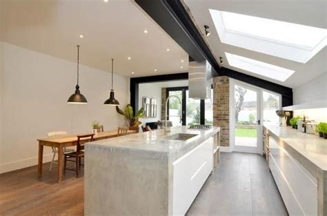 kitchen island extensions queens park kitchen extension house pinterest