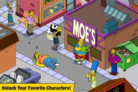 simpsons tapped out apk the simpsons tapped out 4 31 0 apk mod for android