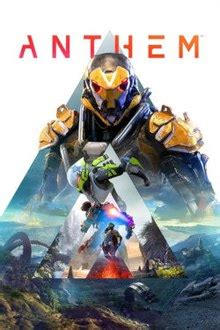 anthem video game wikipedia