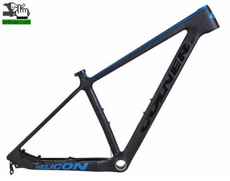 cuadros carbono 29 cuadros mtb colner helicon 29 carbono nueva bicicleta en