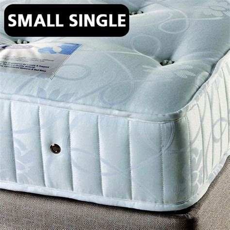 Small Single Pocket Sprung Mattress by Pocket Sprung Mattress Small Single Adjustable Divan Mattresses Complete Care Shop